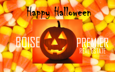 WHERE WILL YOU TRICK-OR-TREAT TONIGHT?