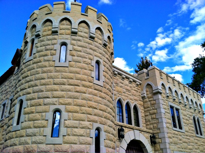 The Castle At 1700 East Warm Springs Ave Boise Id