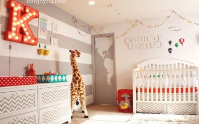ANTICIPATING A LITTLE ONE TO ARRIVE? HERE ARE SOME TIPS TO GET YOU STARTED ON A BABY ROOM!