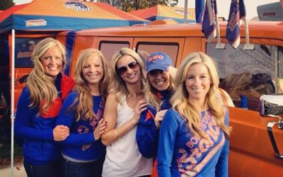 BOISE STATE GAME DAY SHUTTLE AND TAILGATING FUN