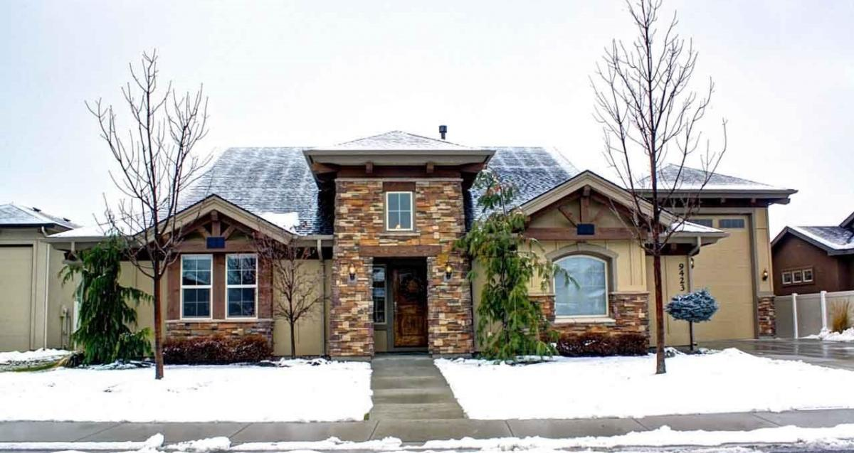 Former Model Home In Upscale Sw Boise For Sale Boise