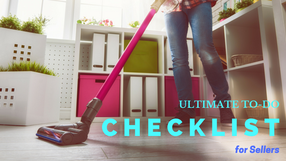 ULTIMATE HOME SELLER'S TO-DO CHECKLIST