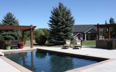 NEWLY REDUCED EAGLE HOME LOCATED ON 2 ACRES