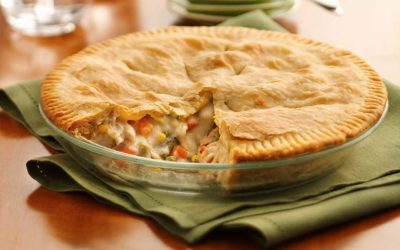 FALL FLAVORS! EPISODE 2: POT PIE!