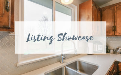 Just Listed UNDER $240,000!