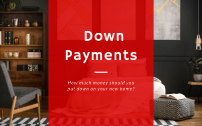 How Big Should a Down Payment Be?