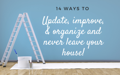 14 Easy Ways to Improve Your Home